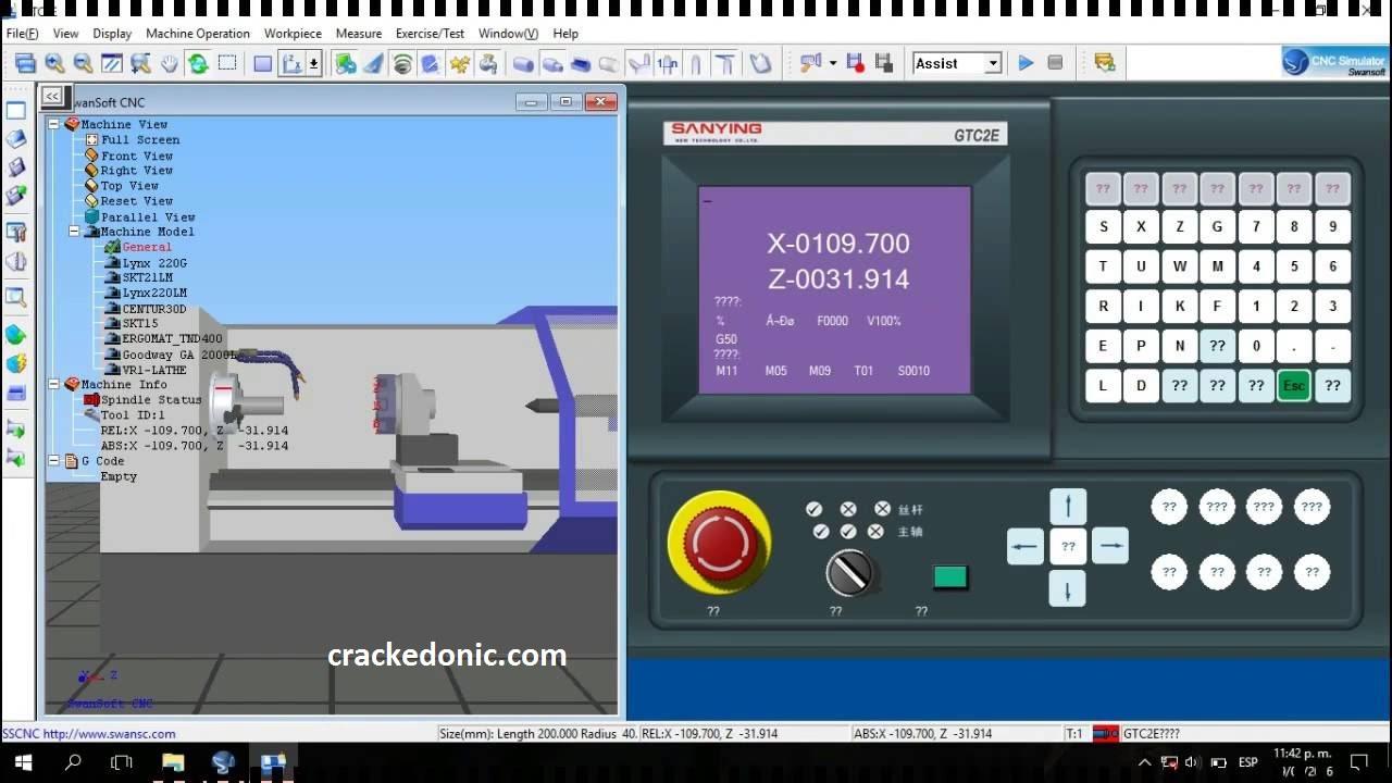 CNC Simulator