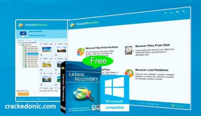 Eassos Recovery Crack