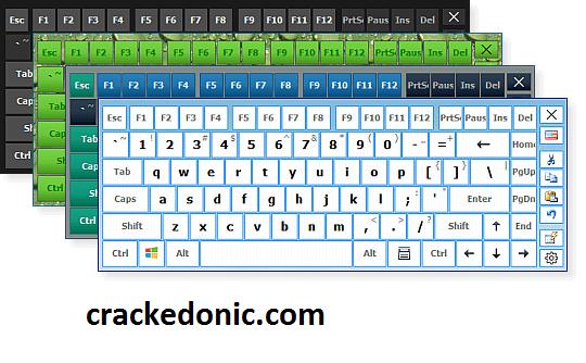 Hot Keyboard